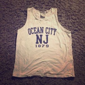 Ocean city NJ, Tank top